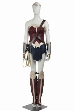 Batman vs Superman Dawn of Justice League Wonder Woman Cosplay Costumes