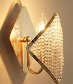 New design LED modern wall lamp luxury hotel crystal decorative lamp bedroom bedside lamp living room aisle stair wall lamp Stair Walls, Stairs, Room Lights, Wall Lights, Bedroom Lamps, Bedside Lamp, Living Room Lighting, Modern Wall, News Design