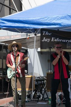 Awesome live music by the Jay Edwards Band!