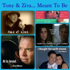 Gah, I don't know whether to squee or sob when I see Tiva-related things. I'm so sad Cote de Pablo left the show.