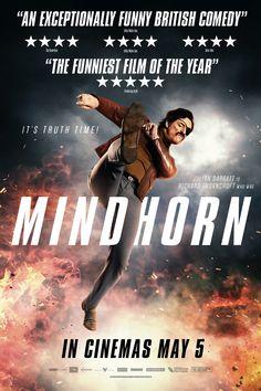 Netflix's MINDHORN movie review, starrig Julian Barratt and Simon Farnaby!