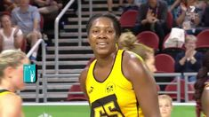 SCENES! Jamaica goes bananas after eclipsing South Africa | Netball | Go...