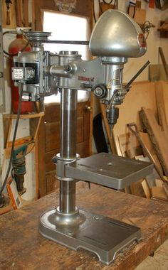 Vintage Drill Press For Sale Google Search Machine