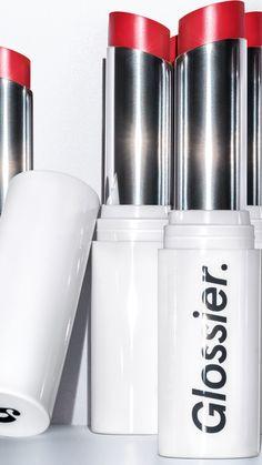 glossier Glossier Lip Balm, Glossier You, Glossy Makeup, Glossy Lips, Milky Jelly Cleanser, Priming Moisturizer, Balm Dotcom, Make Up Dupes