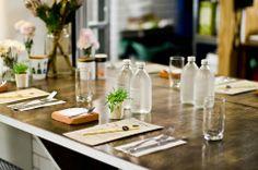 The Tasting Club, Kokako Event Decor, Kiwi, Table Settings, Club, Crafty, Decoration, Food, Decor, Essen
