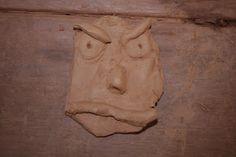 Arte infantil: Las expresiones del rostro. Ejercicio de modelado.