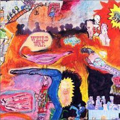 Weird War - Weird War CD