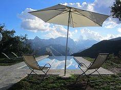 Gerestaureerde+boerderij+met+privé+zwembad,+onovertroffen+schitterend+uitzicht+en+WIFI!++Vakantieverhuur in Lucca en omgeving van @homeaway! #vacation #rental #travel #homeaway