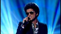 Bruno Mars - When I Was Your Man (Live Let's Dance for Comic Relief)
