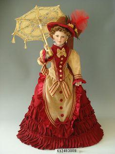 Victorian+Porcelain+Dolls | Victorian Porcelain Doll