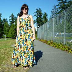 Saltspring Dress - Sewaholic Patterns