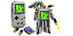 Game Boy Transformer
