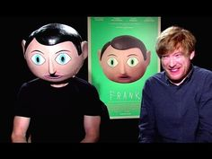 Michael Fassbender & Domhnall Gleeson 'Frank' Interview (2014) These two men are adorable.