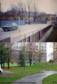 Petržalka - Krčma Mrena pri kine Iskra 🏚🏚🏚 Bratislava, Nostalgia, Sidewalk, Side Walkway, Walkway, Walkways, Pavement