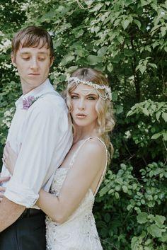 Pearl beaded bridal dress and headpiece styled shoot Ontario Canada Bridal Dresses, Flower Girl Dresses, Wedding Shoot, Pearl Beads, Ontario, Headpiece, Hair Makeup, Canada, Pearls