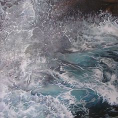 Mandy Lake, Blast, oil on canvas, 2014 Lake Painting, Oil On Canvas, Gallery, Paintings, Outdoor, Image, Art, Outdoors, Art Background