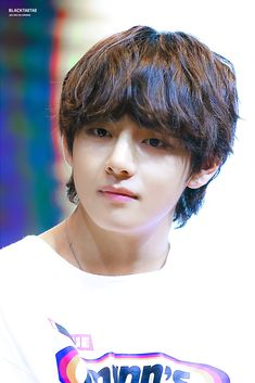 He's quite angelic if you ask me ❤️ #taehyung #bts