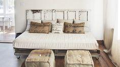 Mucha gente prescinde de ellos, pero lo cierto es que los cabeceros tiene mucha importancia en la decoración de los dormitorios, enmarcando la cama y dándole un toque de estilo a la estancia. En mu…