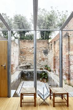 Interior. Office in Lacy Street by Sauquet Arquitectes i Ass. Image © José Hevia.