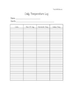 themometer template, themometer activities, temperature activties, weather…