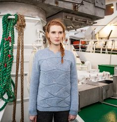 Fisherman Out Of Ireland Wave Knit Sweater Donegal, Knitwear, Ireland, Wave, Sweaters For Women, Knitting, Collection, Dresses, Fashion
