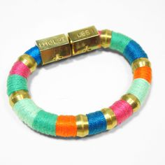 Secret Garden bracelet designed by HOLST+LEE