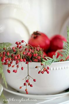 Craftberry Bush: Deck the Halls - Holiday House Walk 2013 - Stop 30