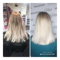Soft root blend Created by Ana Hairdresser, Relax, Long Hair Styles, Beauty, Beautiful, Beleza, Long Hair Hairdos, Cosmetology, Long Hairstyles