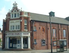 Leeds Cinemas in Hyde Park: one of the earliest cinemas still in existence