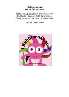Preschool Themes, Anton, Education, Creative, Kids, Inspiration, Musik, Young Children, Biblical Inspiration