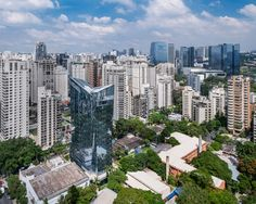 daniel libeskind completes vitra residential tower in são paulo