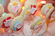Festa Peppa Pig - Alegre e colorida | Macetes de Mãe