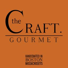 the CRAFT gourmet - handcrafted flavor infused organic extra virgin olive oils