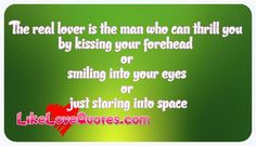 The+Real+Lover+is+.....