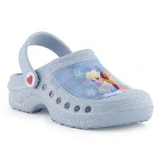 Zueco playa FROZEN Baby Shoes, Frozen, Clothes, Fashion, Shoes For Girls, Suitcases, Vacations, Winter, Sports