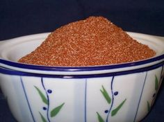 The Neely s Barbeque Seasoning from Food.com: This is my take on the Neely's delicious bbq seasoning! From Down Home with the Neely's cookbook. The original recipe calls for white sugar, I added the optional garlic powder and black pepper.