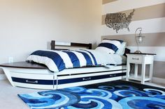 Toddler Boy Nautical Room - Boys' Room Designs - Decorating Ideas - HGTV Rate My Space