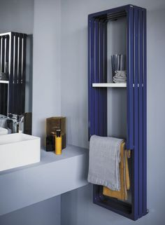 Get up radiateur s che serviettes d coratif eau chaude for Puissance radiateur seche serviette