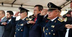 Esta mañana se llevó a cabo el desfile cívico-militar para conmemorar el 207 aniversario del inicio de la Independencia de México, en...