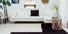 Roll out a handwoven rug from Pampa