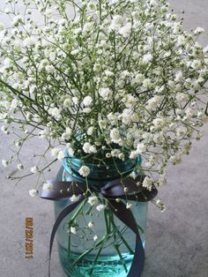 Andi Saxton Event Planning & Floral Design: flower spotlight: baby's breath