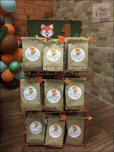 Boys First Birthday Party Ideas, 1st Birthday Parties, Bebe 1 An, Fox Party, Birthday Decorations, Baby Boy Shower, First Birthdays, Party Time, Woodland Decor