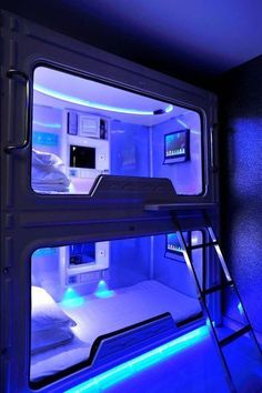 Dwight Schrute   Dwight Schrute Futuristic Bedroom, Futuristic Interior, Computer Gaming Room, Gaming Room Setup, Spaceship Interior, Star Wars Room, Bedroom Setup, Futuristic Technology, Technology Design