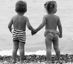 Where to pin? - - Love? - Friendship? Just fabulous photos? . . too cute for words