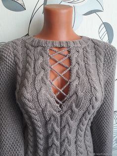 Knitting Patterns Free, Knit Patterns, Hand Knitting, Knitted Baby Cardigan, Big Knits, Sweater Fashion, Knitwear, Knit Crochet, Sweaters