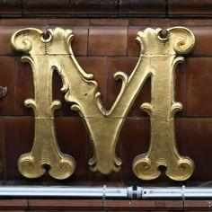 letter M by Leo Reynolds, via Flickr