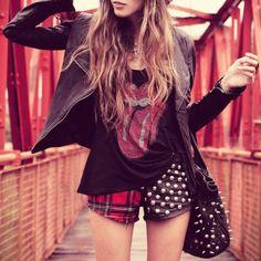 Tips Για Να Φοράμε Σωστά Το Grunge Style / Grunge Style