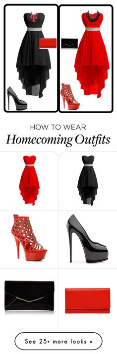 """""""Untitled #136"""" by amila-lugavic on Polyvore featuring New Directions, Carré Royal and Furla"""