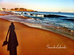 Fim de tarde na Praia de Ipanema - Rio de Janeiro - Brasil  Maio 2014.   Indescritível!