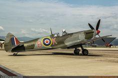 Supermarine Spitfire Mk.XVIe - classicaircraftdisplays.com